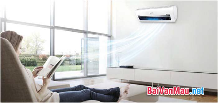 Đọc bài viết ngắn sau: Cái nhiệt kế và máy điều hoà nhiệt độ... Vậy trong cuộc sống, em sẽ là cái nhiệt kế hay là máy điểu hoà nhiệt độ