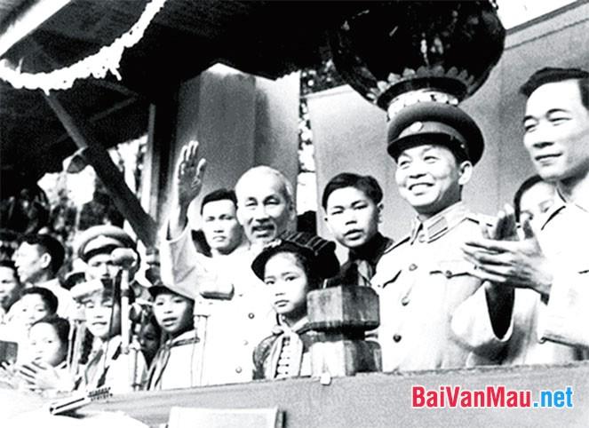 Lí giải vì sao bản Tuyên ngôn Độc lập là áng văn chính luận có sức lay động sâu sắc hàng chục triệu trái tim con người Việt Nam từ khi ra đời cho đến nay?