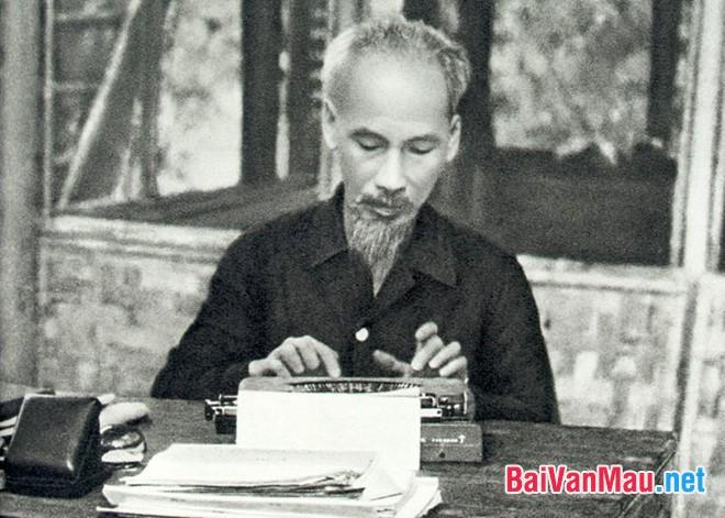 Tác phẩm Tuyên ngôn Độc lập thể hiện phong cách nghệ thuật của Hồ Chí Minh: ngắn gọn, súc tích, lập luận sắc sảo chặt chẽ. Hãy làm sáng tỏ điều đó