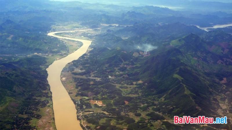 Cảm nhận về núi rừng Việt Bắc