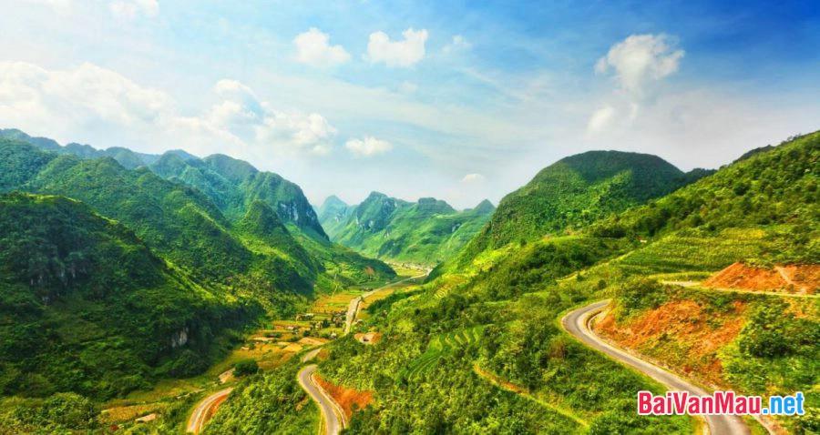 Đường đi lên Việt Bắc
