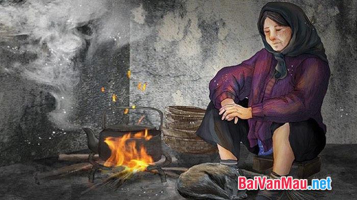 """Hình ảnh bếp lửa trong bài thơ """"Bếp lửa"""" của Bằng Việt"""