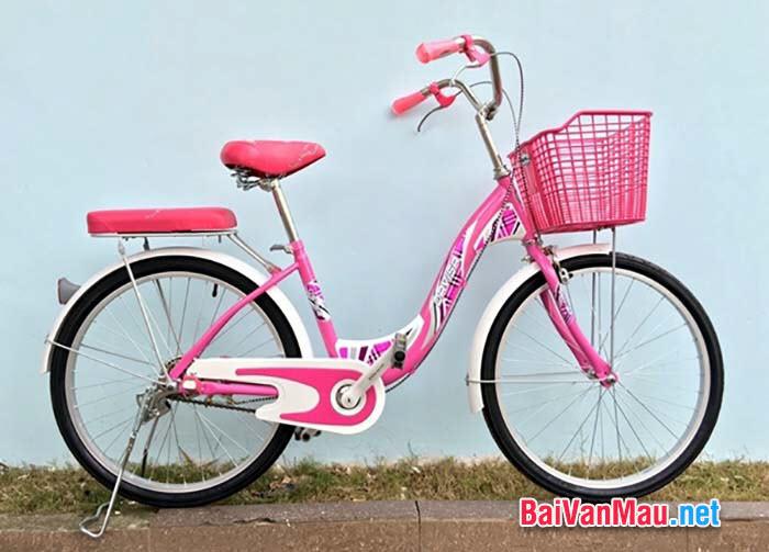 Văn tả đồ vật - Em hãy tả chiếc xe đạp của em