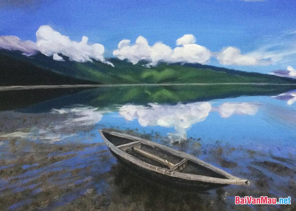 Suy nghĩ về ý nghĩa sâu xa của tác phẩm Chiếc thuyền ngoài xa?