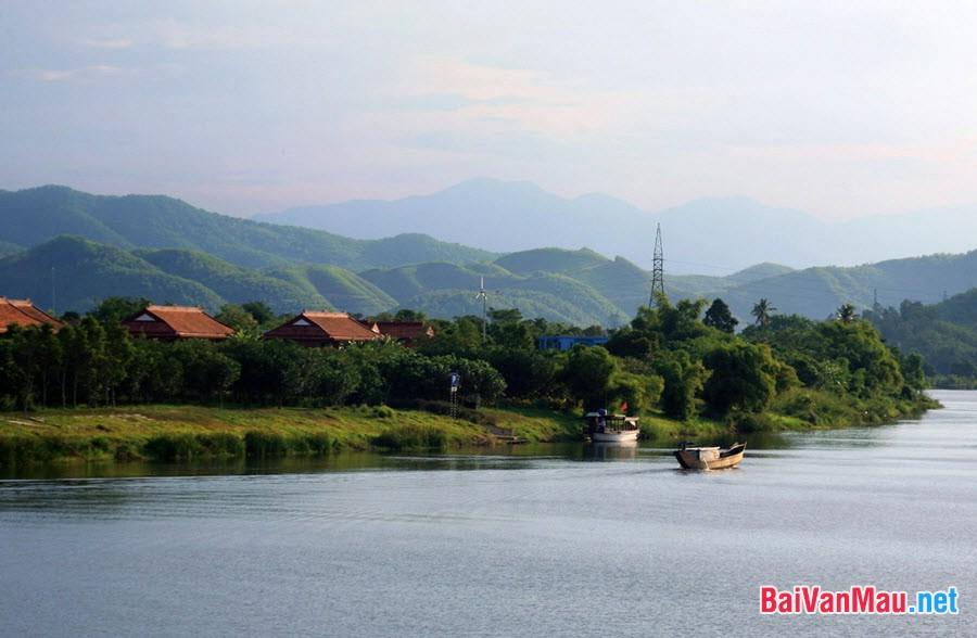 Sông Hương và xứ Huế, cuộc kì ngộ hữu tình