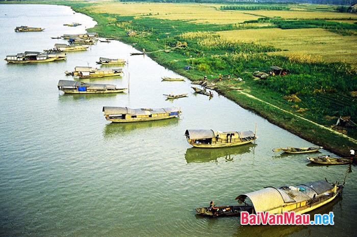 Phân tích truyện ngắn Bến quê của Nguyễn Minh Châu