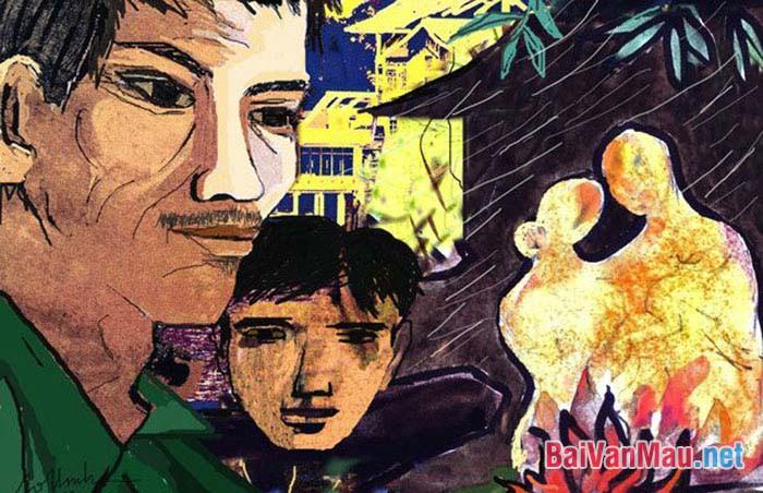 Nhân vật ông Hai trong truyện ngắn Làng của nhà văn Kim Lân