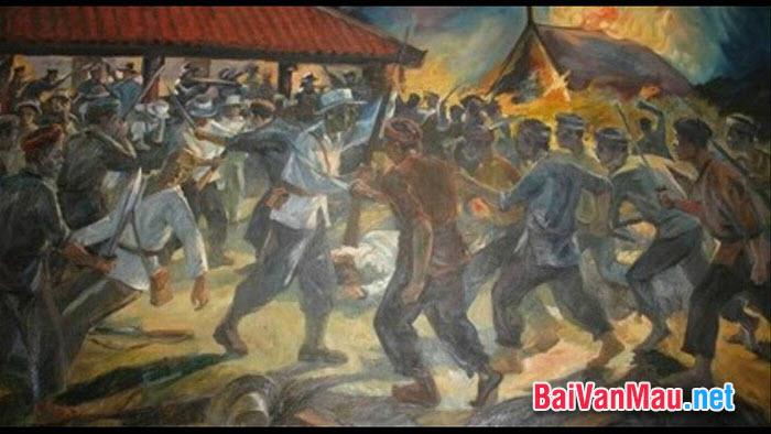 Phân tích hình tượng người chiến sĩ trong Văn tế nghĩa sĩ cần Giuộc của Nguyễn Đình Chiểu