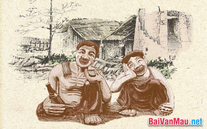 Phân tích nhân vật Chí Phèo trong tác phẩm cùng tên của Nam Cao để làm nổi bật bi kịch cự tuyệt quyền làm người của Chí Phèo