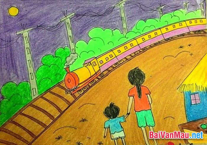 Phân tích hình ảnh thiên nhiên và con người ở phố huyên nghèo lúc chiểu tối trong truyện ngắn Hai dứa trẻ của Thạch Lam (chú ý làm rõ những nét đặc sắc trong nghệ thuật miêu tả của tác giả)