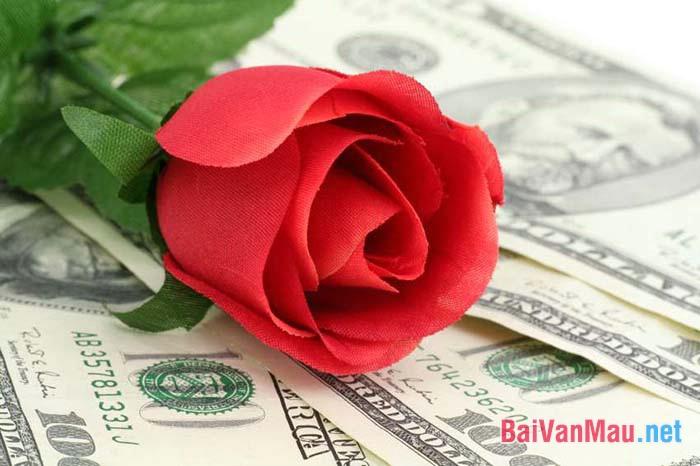 Trình bày quan niệm của anh (chị) về tiền tài và hạnh phúc