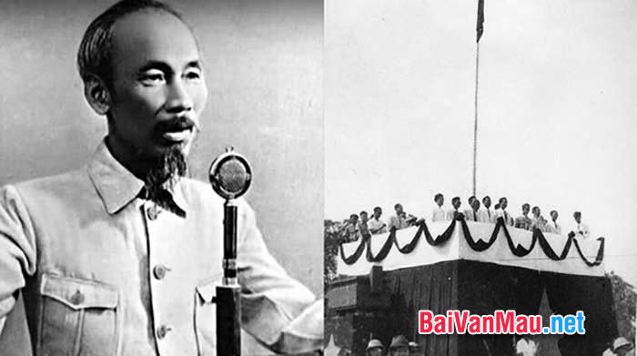 Trong bản Tuyên ngôn Độc lập của nước Việt Nam Dân chủ Cộng hòa, Hồ Chí Minh đã trích dẫn lại những câu ghi trong bản Tuyên ngôn Nhân quyền và Dân quyền của nước Pháp: Tất... quyền lợi. Hãy phân tích ý nghĩa của việc trích dẫn này