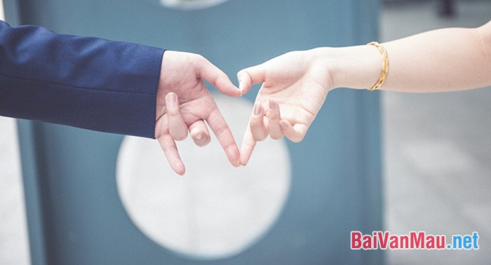 Nhà văn Đức F. Sile có nói: Tình yêu là niềm say mê đem lại hạnh phúc cho người khác. Trình bày suy nghĩ của anh (chị) khoảng 200 từ về ý kiến trên