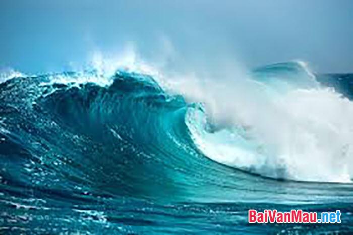 Phân tích hình tượng sóng trong bài thơ cùng tên của Xuân Quỳnh. Cảm nhận của anh (chị) về tâm hồn người phụ nữ trong tình yêu qua bài thơ trên