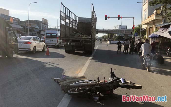 Văn nghị luận - Vấn đề tai nạn giao thông hiện nay