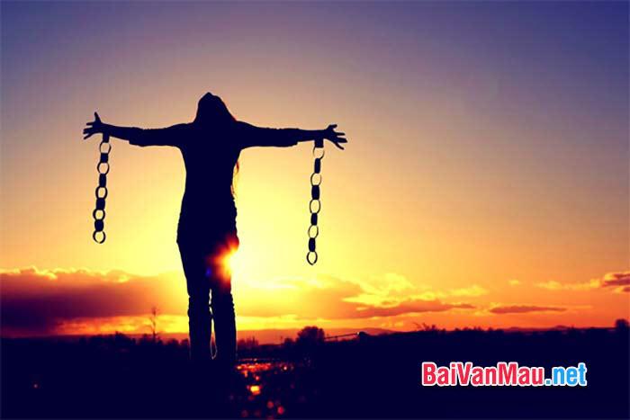 Cay đắng chi bằng mất tự do
