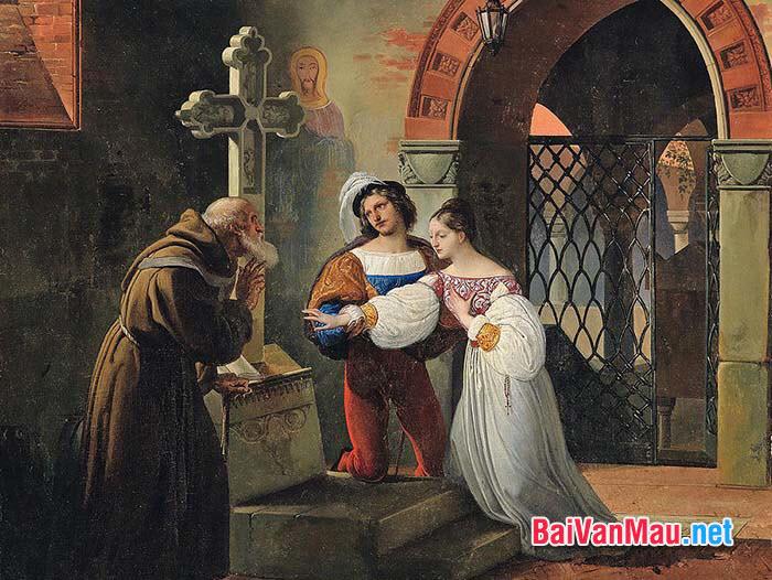 """Có thể ghi đề mục là Tâm hồn say đắm của Rô - mê - ô qua lời thoại đầu tiên trong """"Tình yêu và thù hận"""" (Trích """"Rô mê ô và Giuliet"""") của sếch - xpia hay không"""