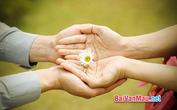Nghị luận xã hội - Lòng tốt