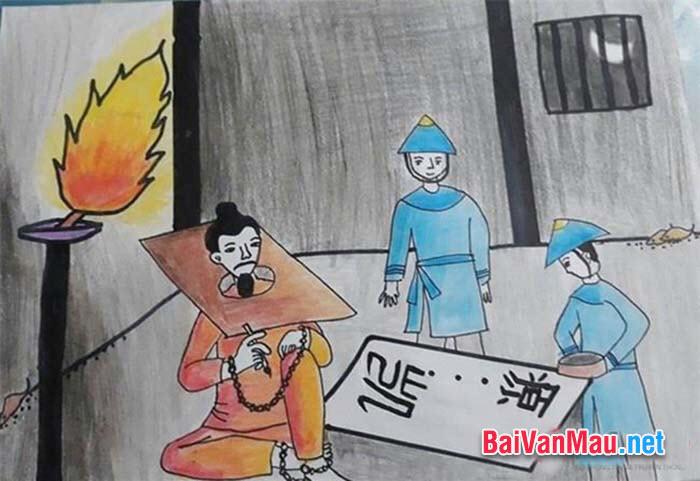 Phân tích vẻ đẹp của hình tượng nhân vật Huấn Cao trong Chữ người tử tù của Nguyễn Tuân