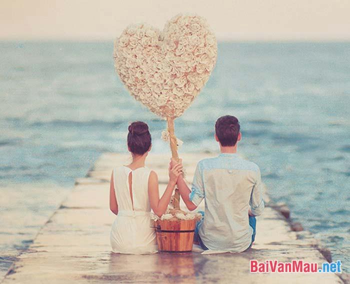 Văn nghị luận - Sức mạnh vĩ đại nhất mà nhân loại có ở trong tay chính là tình yêu