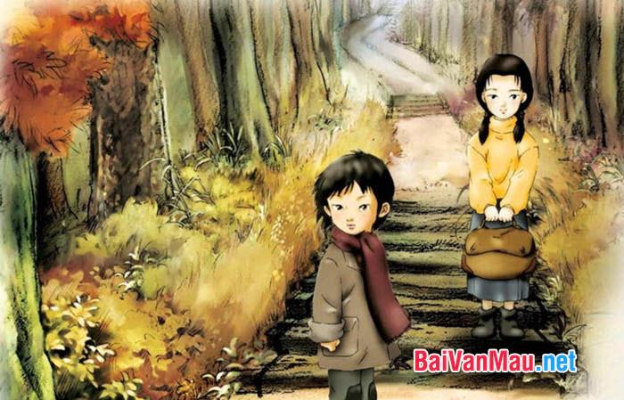Bức tranh thiên nhiên trong Hai đứa trẻ của Thạch Lam có phải là giá trị hiện thực. Anh / chị hãy phân tích vấn đề đó