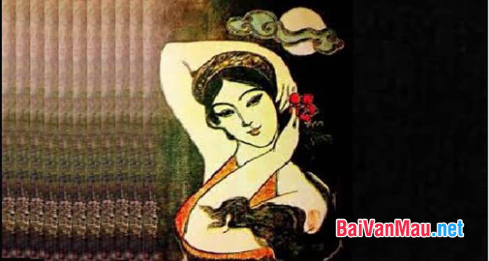 Cảm nghĩ của em về bài Bánh trôi nước của Hồ Xuân Hương