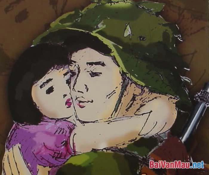 Cảm nhận nhân vật bé Thu trong những ngày ông Sáu ở nhà (Chiếc lược ngà - Nguyễn Quang Sáng)
