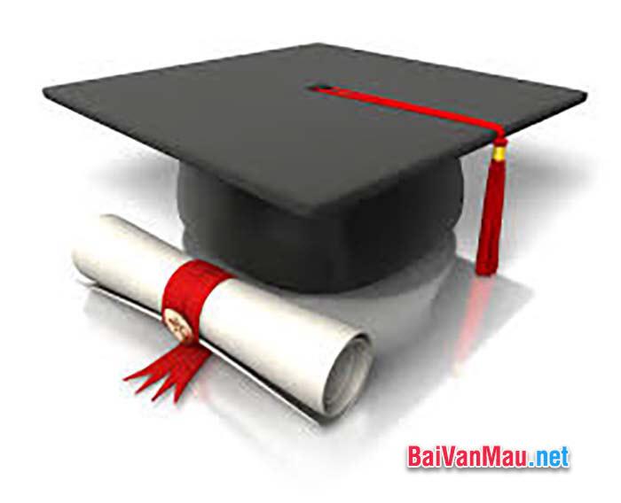 Suy nghĩ của em về thực trạng giáo dục, bồi dưỡng nhân lực và những chính sách đối đãi với hiền tài của nước ta hiện nay