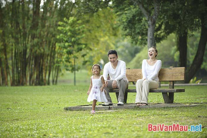 Mái ấm gia đình không thể thiếu trong cuộc đời mỗi con người
