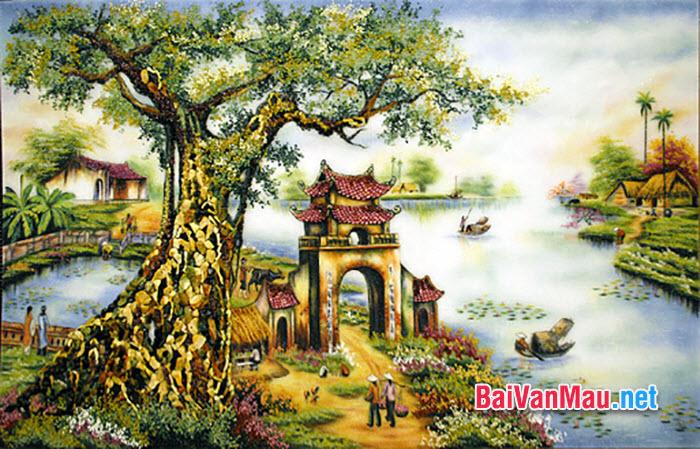 nhân vật ông Hai trong truyện ngắn Làng của Kim Lân