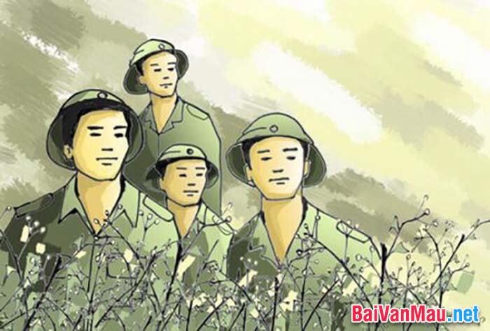 tình đồng chí giữa các người lính