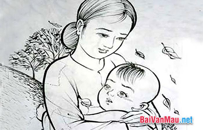Hãy giải thích vì sao bé Hồng cảm thấy vô cùng sung sướng, hạnh phúc khi được ngồi trong vòng tay dịu dàng của người mẹ