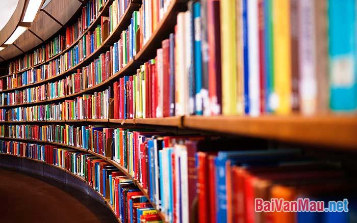 Sách là ngọn đèn sáng bất diệt của trí tuệ con người