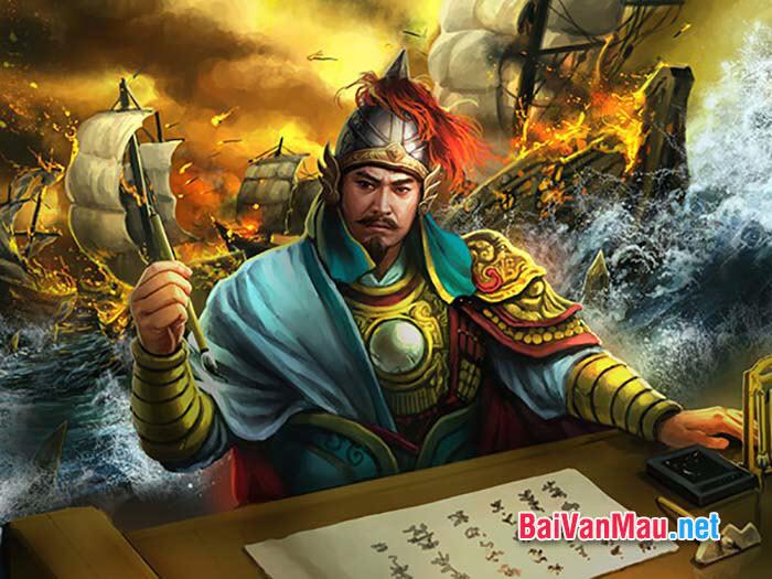 Trình bày suy nghĩ của em về lòng yêu nước của Trần Quốc Tuấn qua bài Hịch tướng sĩ