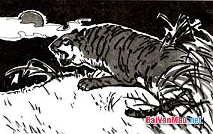 Phân tích tâm trạng của con hổ trong bài thơ nhớ rừng và từ đó muốn nói lên tâm trạng gì của người Việt Nam