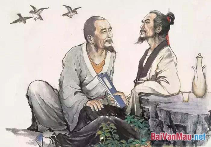 Hãy chứng minh rằng tình bạn của nhà thơ Nguyễn Khuyến trong bài Bạn đến chơi nhà thực sự chân thành, chung thủy, mộc mạc