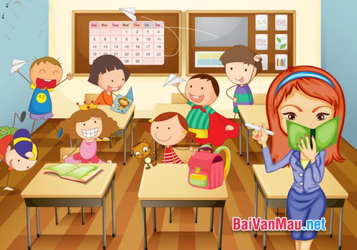 Hãy viết một đoạn văn từ 6 - 7 câu nói về vai trò, trách nhiệm của em đối với tập thể lớp