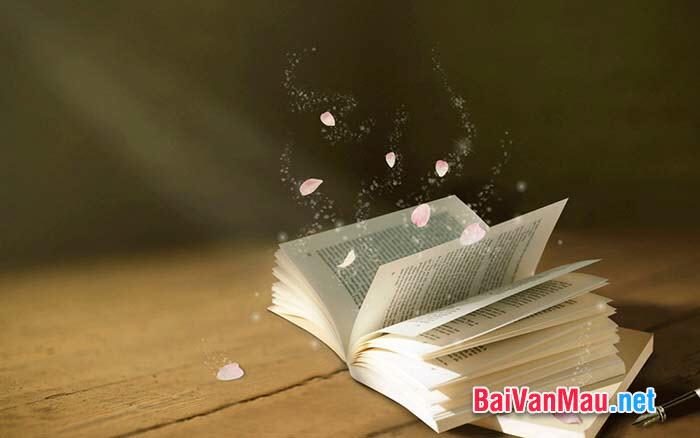 Viết đoạn văn chứng minh: Văn chương gây cho ta những tình cảm ta không có, luyện những tình cảm ta sẵn có, Trên đường thành công không có dấu chân của kẻ lười biếng