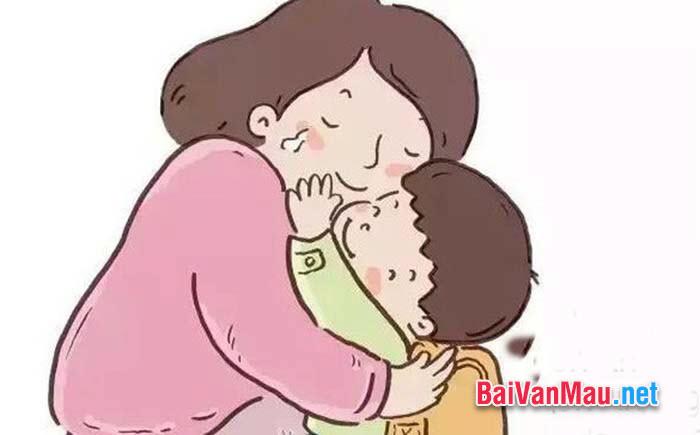 Biểu cảm về mẹ của em