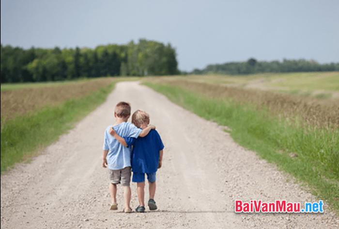 Viết đoạn văn (từ 5 đến 7 câu) về chủ đề học tập hoặc tình bạn
