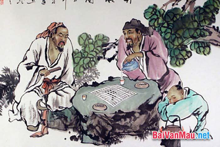 Viết đoạn văn thể hiện tình bạn của Nguyễn Khuyến trong văn bản Bạn đến chơi nhà